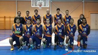 Cal y Arena en el cierre de la 1ª Fase para el JUPER Basket Yunquera