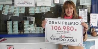 SORPRENDENTE: Segundo 'Pleno al 15' de la Quiniela en menos de un mes en Molina de Aragón