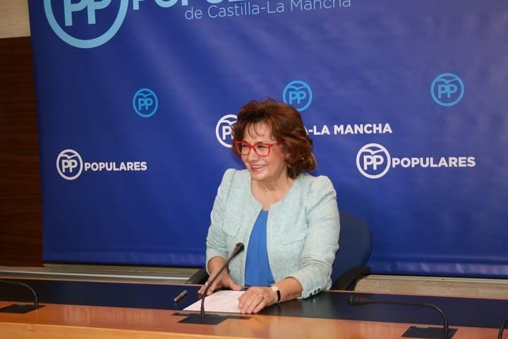 Riolobos acusa al PSOE y Podemos de realizar una privatización encubierta de la asistencia sanitaria en Castilla-La Mancha