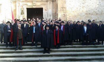 El número 5.536, agraciado en la Rifa de San Antón que concluye la fiesta con la Comida de Sobras en Jadraque