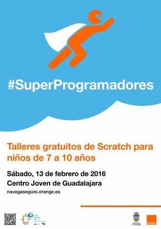 Orange celebra en Guadalajara el Día de Internet Segura con nuevos talleres de #SuperProgramadores