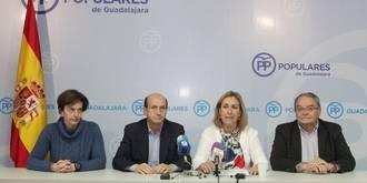 """Valmaña: """"Los españoles han dicho que el PP debe gobernar España liderando un gobierno con tres fuerzas políticas constitucionalistas"""""""