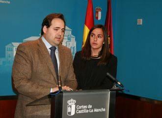 """Núñez denuncia que """"Page ha dejado sin presupuesto a las infraestructuras y la obra pública de la región"""""""