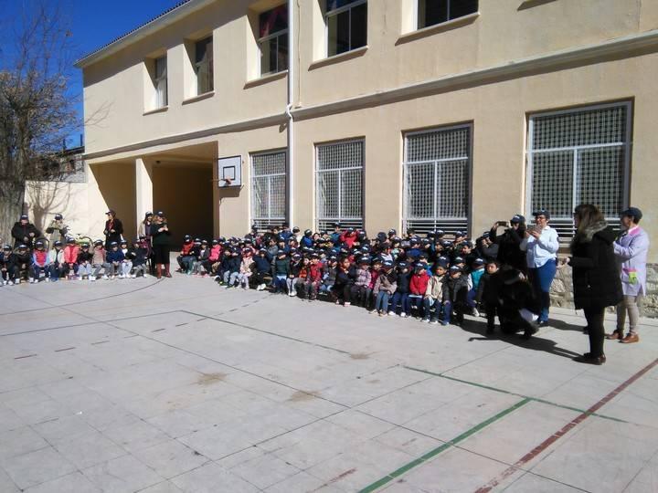 """Primer jornada """"Deporvial"""" en el Rufino Blanco con la colaboración de Policía Local"""