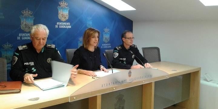El índice general de satisfacción ciudadana respecto a la Policía Local de Guadalajara supera el 92%