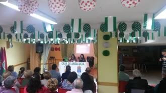 Azuqueca celebró el Día de Andalucía con las hermanas Lara