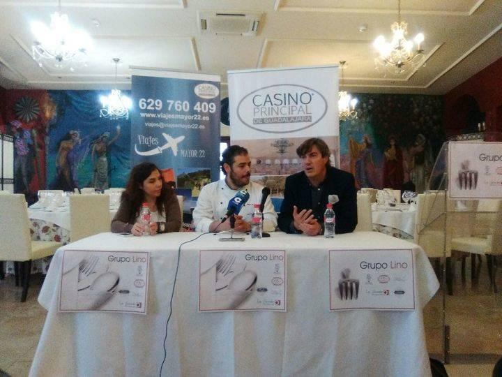 El Grupo Lino pasa a gestionar todo el servicio hostelero del Casino Principal