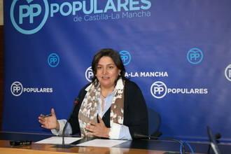 """Arnedo denuncia que los presupuestos de PSOE-Podemos """"son engañosos, rebajan el gasto social y fríen a impuestos a los ciudadanos"""""""