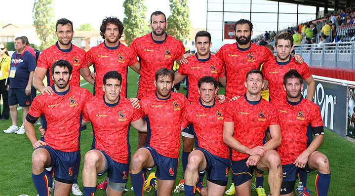 La Selección Española de Rugby vuelve a concentrarse en Guadalajara