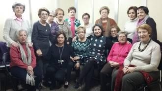 El Instituto de la Mujer y la Asociación Atenea valoran en Guadalajara la situación de desigualdad de las mujeres mayores