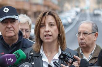 El Ayuntamiento de la capital inicia una nueva campaña de prevención de atropellos
