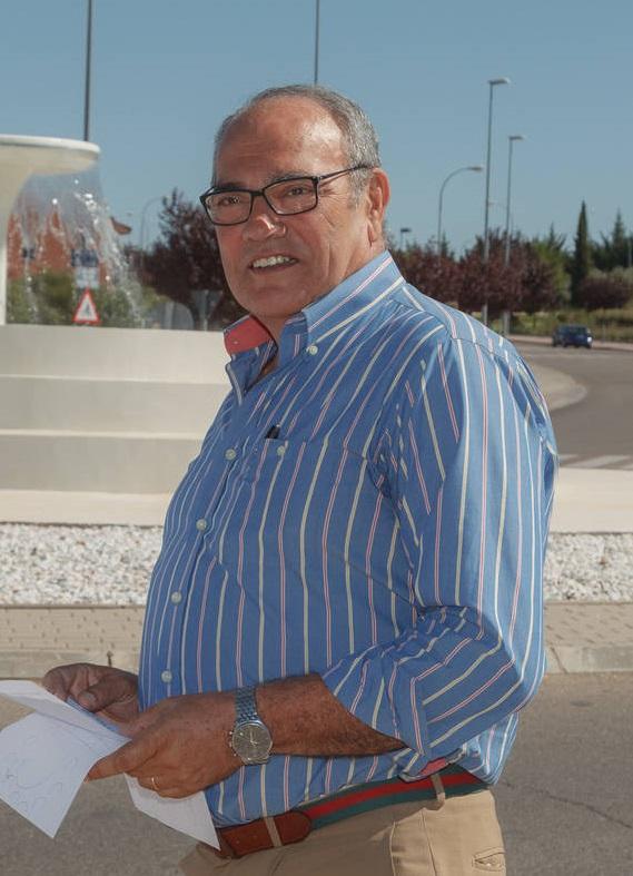 Angel García dejará de ser concejal de Guadalajara por motivos personales