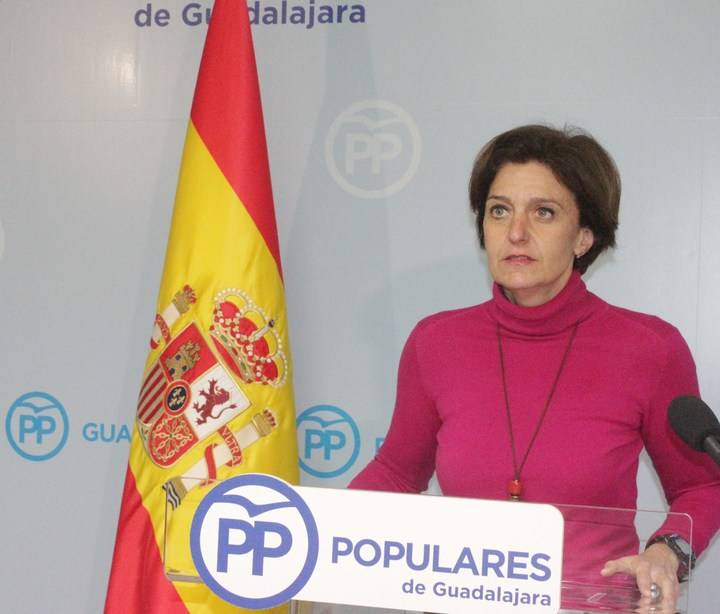 """Ana González: """"El debate de investidura está sometido al fracaso y Pedro Sánchez hará historia por ser el hombre de las cinco mentiras"""""""