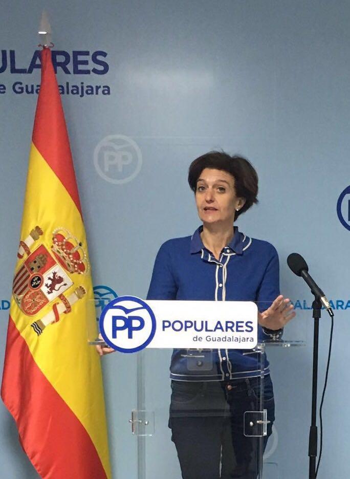 "Ana González pide a Page que la próxima vez que venga a Guadalajara ""no venga de excursión ni a contar mentiras"""