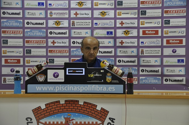 """Arnáiz Lucas: """"Vamos a afrontar la semana con muchas garantías, vamos a entrenar bien y sentirnos seguros de lo que hagamos"""""""