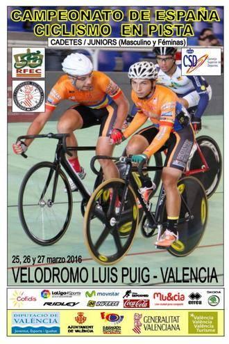 Diez ciclistas integran la selección de Castilla-La Mancha en los Campeonatos de España de pista juniors y cadetes