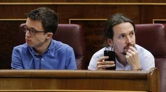 Podemos retrocede en Madrid y en las provincias donde acude en solitario