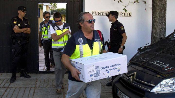 Cuatro cargos de la Junta detenidos por el fraude en los cursos de formación