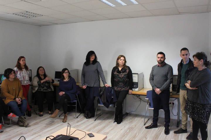 Arranca en Cabanillas un curso sobre nuevas tecnologías, para formadoras del área de la mujer