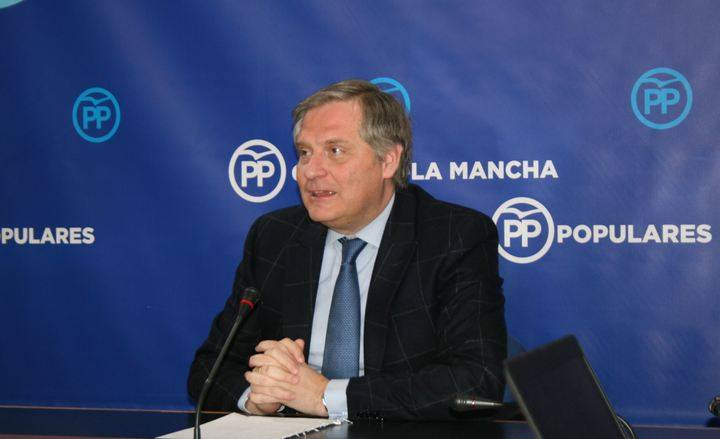 """Cañizares: """"Los diputados autonómicos de Podemos se han mimetizado con el PSOE porque se han entregado totalmente a Page"""""""