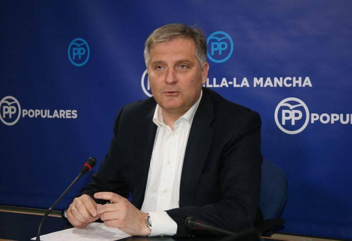 Cañizares denuncia que Page enmasca la saturación y el colapso sanitario de Castilla-La Mancha cerrando las listas de espera