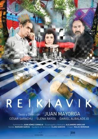 'Reikiavik', teatro con mayúsculas sobre las tablas del Buero Vallejo