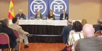 """Ana Guarinos: """"Los presupuestos regionales reflejan una actitud especialmente sangrante de Page contra Guadalajara"""""""