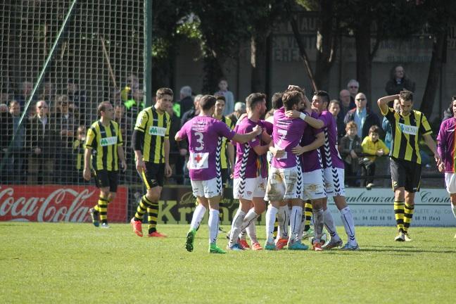 El Dépor se trae tres puntos de oro de Portugalete