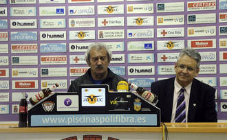 """David Vidal, en su presentación: """"He tenido mucha suerte por venir a entrenar a este equipo"""""""