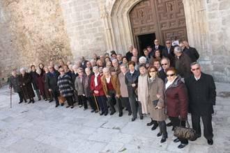 Pastrana celebró el 'Día del Mayor'