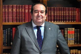 Emilio Vega Ruiz, nuevo vicepresidente de la Comisión de Relaciones con la Administración de Justicia del Consejo General de la Abogacía Española