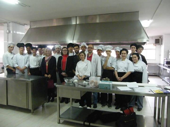 La Escuela de Hostelería de Guadalajara comienza sus Jornadas Gastronómicas