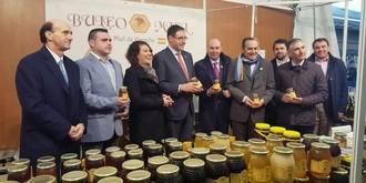 José Manuel Latre realiza un balance satisfactorio de una exitosa Feria Apícola