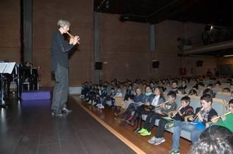 Cerca de 900 alumnos disfrutarán con el II Ciclo de Conciertos Pedagógicos de la Banda de Música Provincial