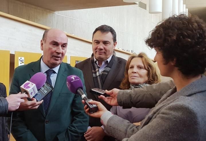 Latre resalta la labor de dinamización de la Federación de Jubilados y Pensionistas en nuestra provincia
