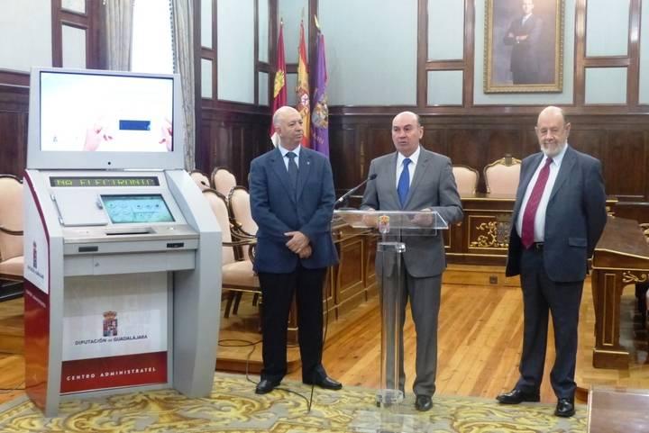 Importante apuesta de la Diputación por acercar la administración a los ciudadanos con oficinas electrónicas