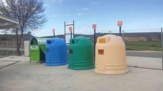 La Diputación instala nuevos puntos limpios de reciclaje en seis municipios de la provincia