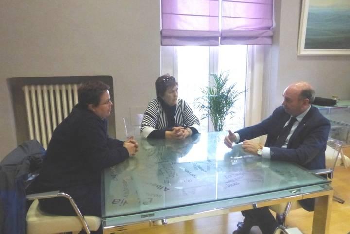 El presidente de la Diputación continúa con la ronda de reuniones con alcaldes de la provincia