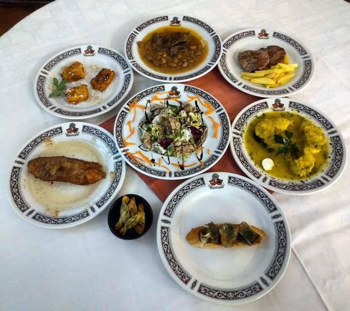Gran éxito de público en el inicio de las 'I Jornadas de la Cocina Seguntina'