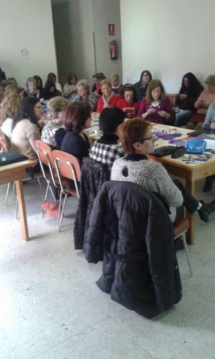 Éxito de participación en la jornada informativa de Jadraque, organizada por los Servicios Sociales y la Asociación de Mujeres