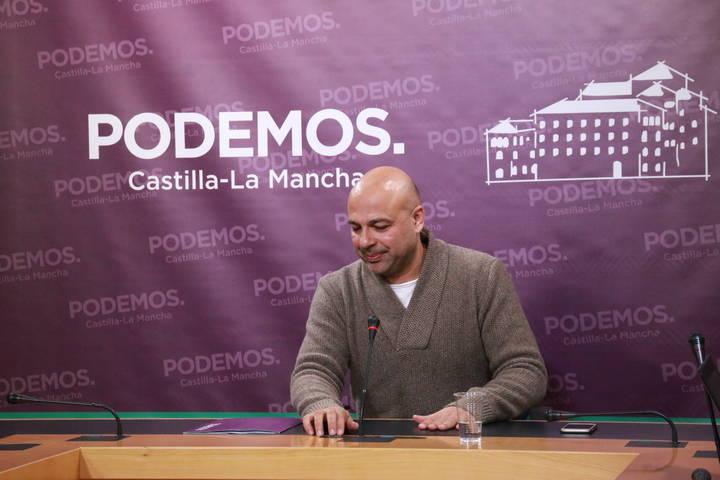 'Ataque de cuernos' de Podemos Castilla-La Mancha por el pacto de Pedro Sánchez y Albert Rivera