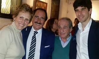 José María García va a entregar un premio y la lía con Mercedes Milá, Rafael Ansón y ...