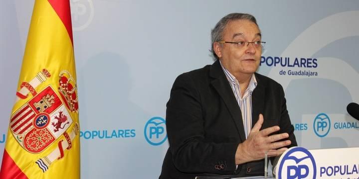 """De las Heras: """"La ceremonia de la impostura ha finalizado y se ha demostrado que Pedro Sánchez iba de farol"""""""