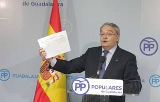 """De las Heras """"desmonta con datos"""" las acusaciones socialistas sobre las obras de los nuevos juzgados de Guadalajara"""