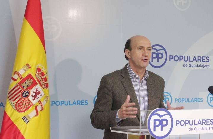 """Juan Pablo Sánchez: """"La investidura de Pedro Sánchez ha sido un bluf que sólo buscaba su supervivencia política"""""""