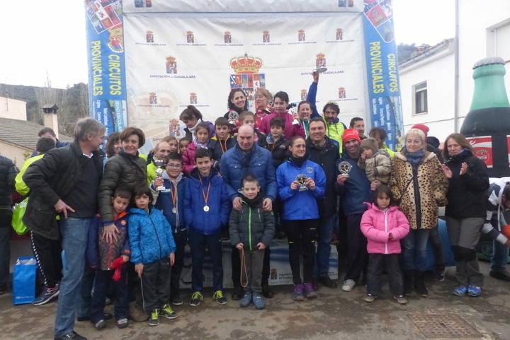 Exitoso inicio del Circuito de Diputación de Carreras de Montaña en Malacuera