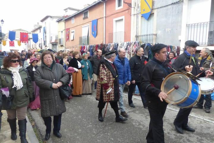 """Latre: """"La Diputación está del lado de los pueblos y de sus tradiciones que dinamizan nuestra provincia"""""""