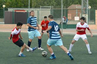 Los equipos de la Liga Municipal ya pueden inscribirse en la Copa de Fútbol 7 de Azuqueca