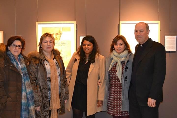 """Inaugurada la exposición """"Mujeres en la Mirada"""""""