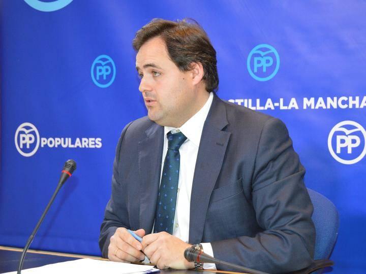 """Núñez: """"Con Page Castilla-La Mancha va mal, muy mal"""""""